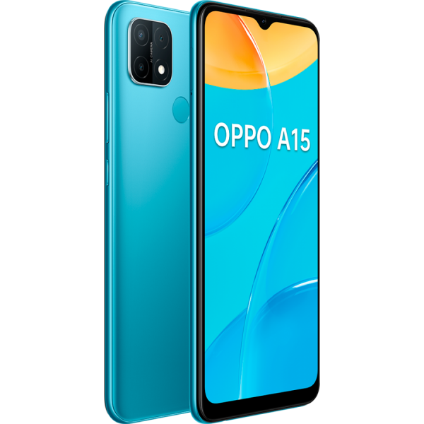 OPPO A15 1